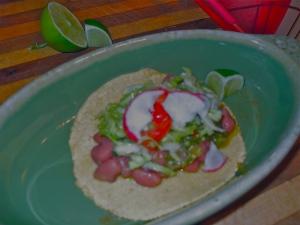 Taco, Locked and Loaded!