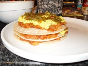No Huevos Rancheros Mas Grande!