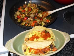 Garbage Tacos Get 'em before...