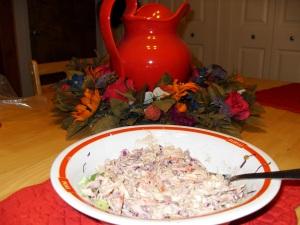 Super Immunity Cabbage Salad